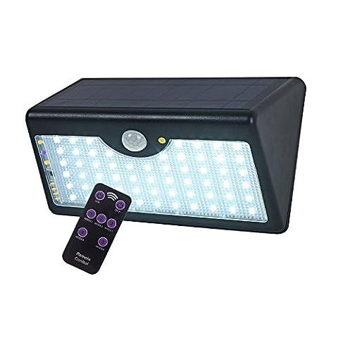 Solaire Exterieur - LEDemain Eclairage Solaire Exterieur 60 LED 1300