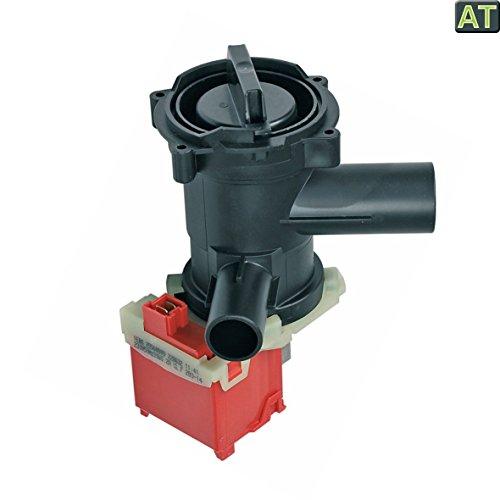 vioks Bomba Bomba Bomba de aguas residuales como lavadora compatible con Bosch Siemens 00144192