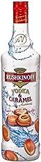 Rushkinoff Vodka & Caramelo (1 x 1 l)