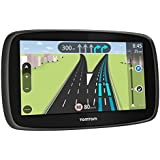 "TomTom Start 60 EU 45 - GPS para coches de 6 "", mapas de Europa occidental, negro"
