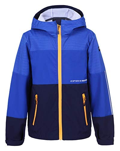 Icepeak Jungen Timber JR Softshell Jacke, blau, 164