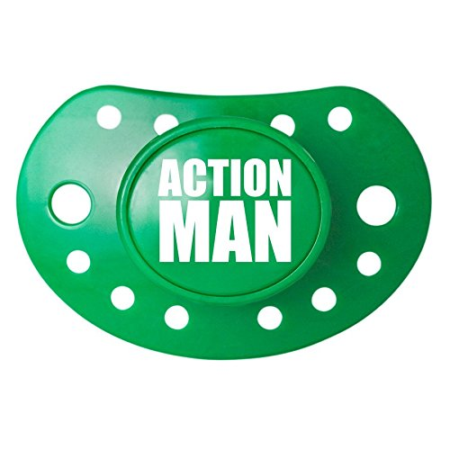Image of ACTION MAN cool baby dummy /soother