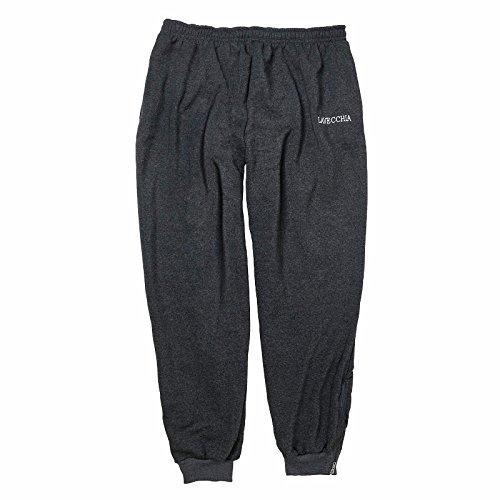 Lave cchia 2014taglia grossa pantaloni jogging/tempo libero pantaloni antracite grigio scuro nelle taglie 3–8xl