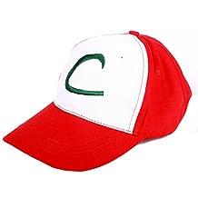 Pokemon League Expo Hat Ash Ketchum Cap Nintendo anime cosplay