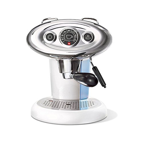 illycaffè X7.1 Iperpresso - Máquina de café en cápsulas, color blanco