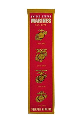 Winning Streak US Marine Corps Heritage Banner -