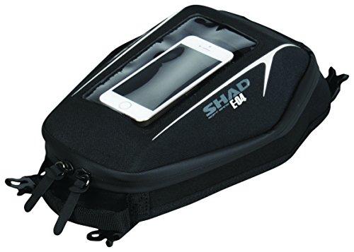 Shad borsa moto semirigida da serbatoio e-04 nero