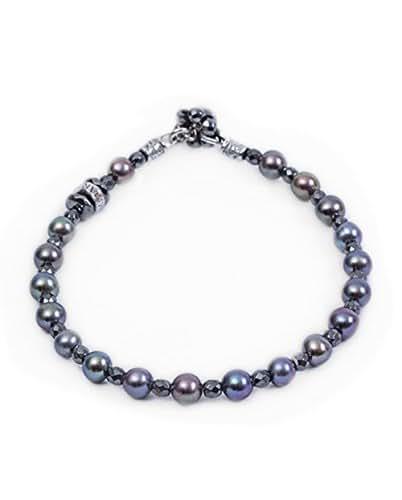 professionale più votato acquisto autentico grandi affari 2017 Bracciale marca HOMO collezione Luxury Perle grigie Ematite ...