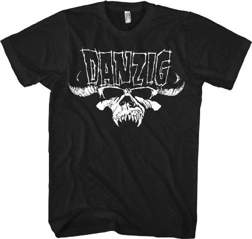 Danzig - Top Nero  nero