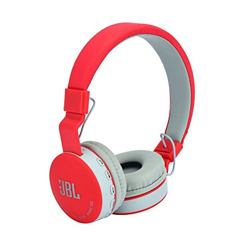 JBL MS881C Wireless Bluetooth Headphone (Red)
