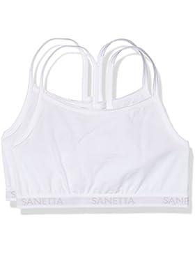 Sanetta Mädchen Bustier 2er Pack