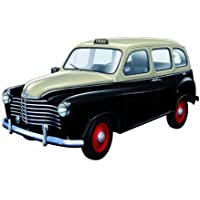 Dickie-Schuco Solido 421183530 - Taxi Renault Colorale 1953, in scala 1:18, colore: Nero/Crema