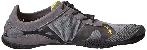 Vibram Five Fingers Kso Evo, Chaussures Multisport Outdoor Homme Gris (Grey/Black)