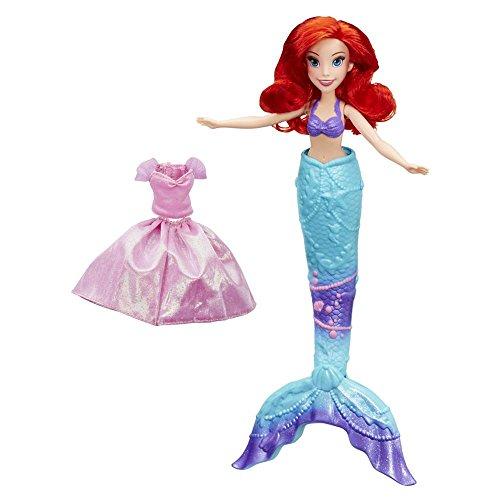 Preisvergleich Produktbild Hasbro Disney Prinzessin Schwimmzauber Arielle