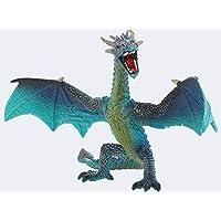 Bullyland GmbH - Spraitbach Dragon flying turquoise Figurine