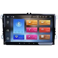 Receptor de vídeo estéreo de 9 pulgadas Android 8.0 para VW Jetta Passat Golf Polo Tiguan Quad Core System 4 GB RAM GPS Navegación Bluetooth USB Radio WiFi + cámara de seguridad opcional 4G