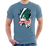 Plus Ultra Skate Brand My Hero Academia Men's T-Shirt