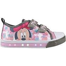 75207e1e2 Zapatillas Minnie Mouse con Luz (27)