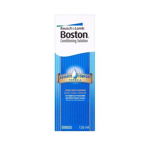 Bausch & Lomb Boston Advance Komfort Formel veredelungstechnik Lösung für Kontaktlinsen 120ml