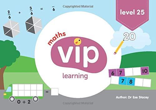 VIP Maths: Level 25