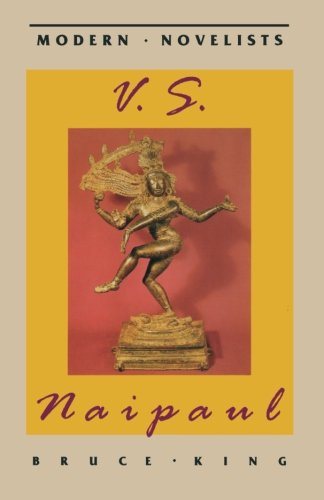 V. S. Naipaul (Macmillan modern novelists series)