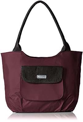 Fantosy Devine Women's Handbag (Purple) (fnb-113)