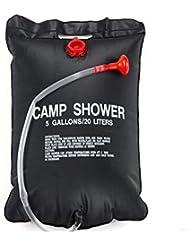 Bazaar 20L im Freien beweglicher Wasserbad Bag Camping Dusche Tasche