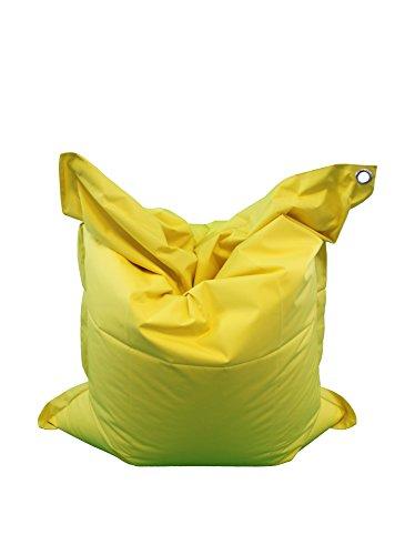 Sitting Bull Sitzsack groß SB Mega Bag gelb