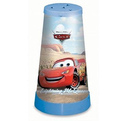 DISNEY CARS Kinderlampe McQueen Magische Tischlampe Nachtlicht Beleuchtung Nachttischlampe von Disney auf Lampenhans.de