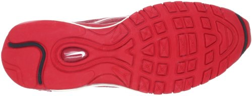 Nike Revolution 3 (Gs) Scarpe da ginnastica, Bambine e ragazze Corallo fluo argento