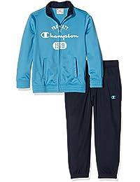 Champion Niño,  Chandal,  azul/azul,   L,   304401_F16