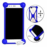 Ph26 Blue Shockproof Silicone Bumper Case for Allview P8