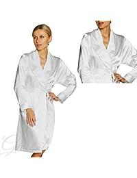 Pijama Mujer Parure Camisa de noche tirantes Bata Trasparenze larga lazo Pierre Cardin GIOSAL