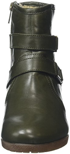 Lotus Loradi, Stivaletti Donna Verde (Green (Grn Leather))