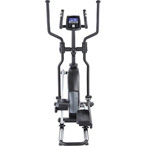 MAXXUS® CROSSTRAINER CX 5.1 – Ellipsentrainer und kostenlosem Versand. Elliptischer Bewegungsablauf, Trainingsprogramme, HRC-Programme, Watt-Programm, Transportrollen, elektr. gesteuerte Magnetbremse, Smartphone-Tablet-Halterung, ergonomische Laufbewegung. - 2