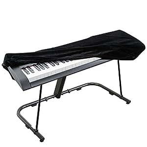 Couverture pour clavier de piano housse de protection en for Housse clavier yamaha