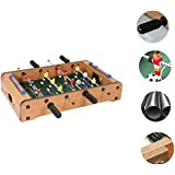 Great Foosball Table Top Mini Foosball Game Wooden India Soccer Game For Indoor ~ Multi Color