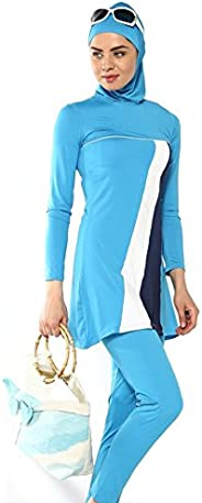 Blue Burqini For Women
