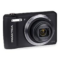 Praktica Luxmedia Z212 Digital Compact Camera - Black