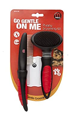 Mikki Puppy Grooming Kit from Interpet