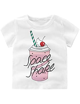 Brightup - Camiseta de manga corta - para niña