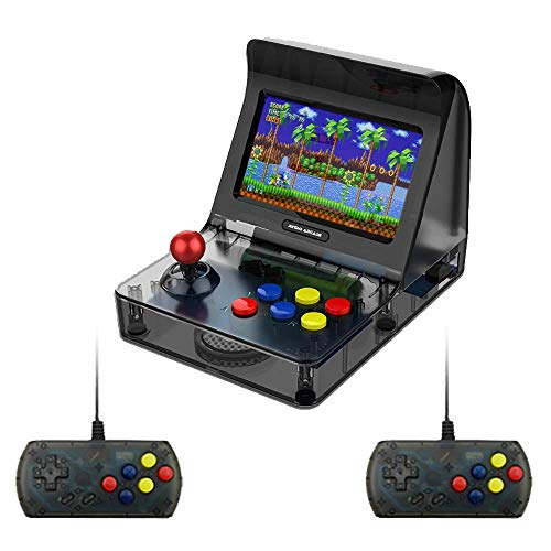 DroiX RetroGame RS-07 Arcade with Controllers - 3000 built-in games