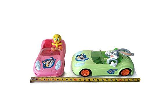 2-coches-con-piolin-y-bugs-bunny-looney-tunes-oferta