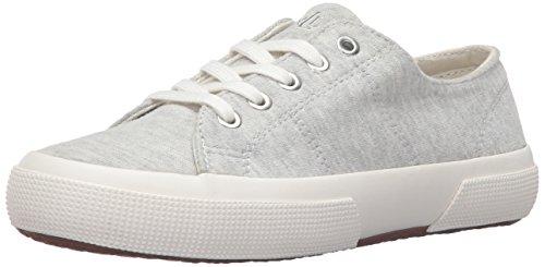 Lauren Ralph Lauren Jolie Fashion Sneaker Light Grey Heather Sweatshirt Fleece