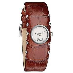Dolce & Gabbana 353 – Reloj de Mujer de Cuarzo, Correa de Piel