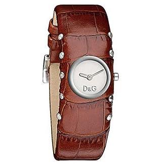 Dolce & Gabbana 353 – Reloj de Mujer de Cuarzo, Correa de Piel Color marrón