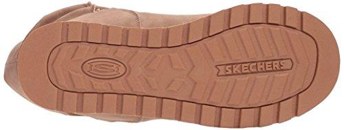 Skechers Keepsakes, Desert Boots Femme Beige (Lttn Beige)