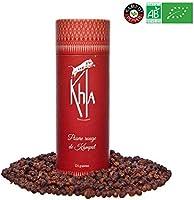 KHLA - Poivre Rouge de Kampot Premium IGP - 120g - Poivre en Grains