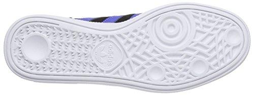 adidas Spezial, Baskets Basses Homme Noir (cblack/boblue/ftwwht)