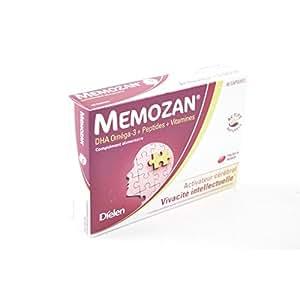 MEMOZAN CAPSULE 60